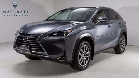 2015 Lexus NX 200t for sale in Devon, PA