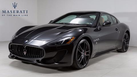 2017 Maserati GranTurismo for sale in Devon, PA