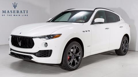 2018 Maserati Levante for sale in Devon, PA