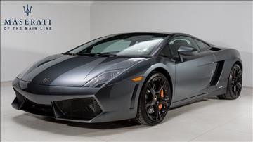 2014 Lamborghini Gallardo for sale in Devon, PA