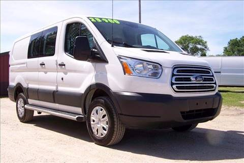 2016 Ford Transit Cargo for sale in Rapid City, MI