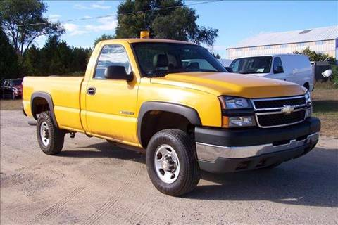 2007 Chevrolet Silverado 2500HD Classic for sale in Rapid City, MI
