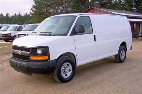 2013 Chevrolet Express Cargo for sale in Rapid City, MI