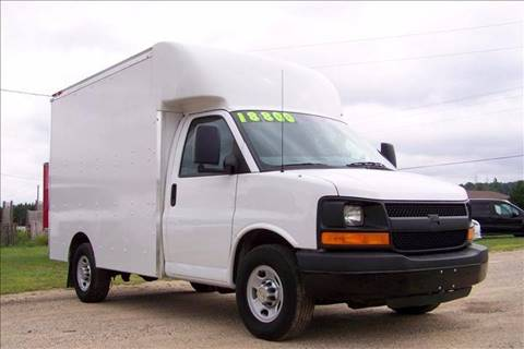 2013 Chevrolet Express Cutaway for sale in Rapid City, MI