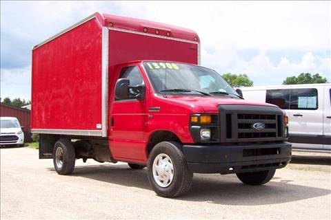 2009 Ford E-Series Chassis for sale in Rapid City, MI