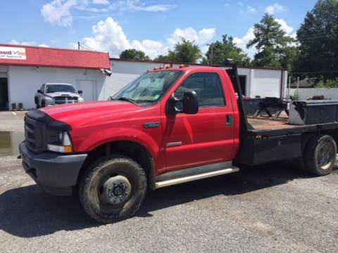 2004 Ford F-550 for sale in West Memphis, AR