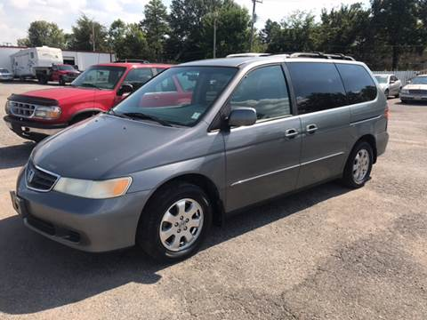 2002 Honda Odyssey for sale in West Memphis, AR