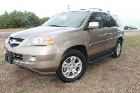 2005 Acura MDX for sale at Elite Car Care & Sales in Spicewood TX