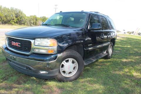 2005 GMC Yukon for sale at Elite Car Care & Sales in Spicewood TX