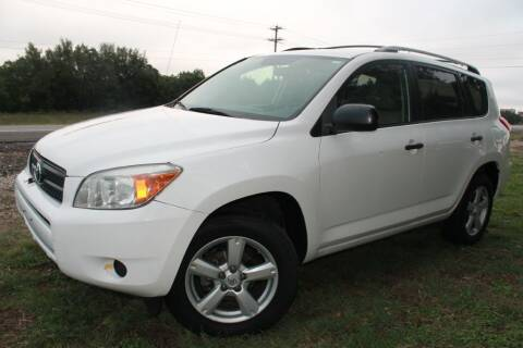 2007 Toyota RAV4 for sale at Elite Car Care & Sales in Spicewood TX