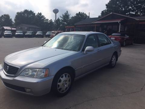 2004 Acura RL for sale in Albemarle, NC
