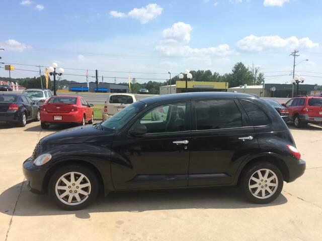 2008 chrysler pt cruiser touring 4dr wagon in albemarle nc