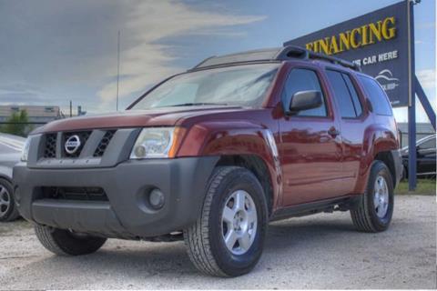2007 Nissan Xterra For Sale In Cypress, TX
