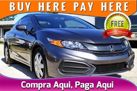 2015 Honda Civic for sale in Cypress, TX