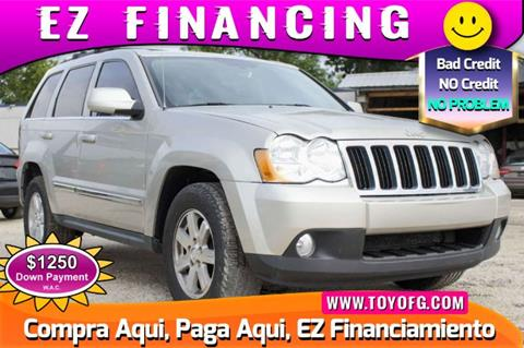 2008 Jeep Grand Cherokee for sale in Cypress, TX