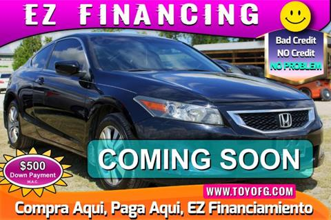 2011 Honda Accord for sale in Cypress, TX