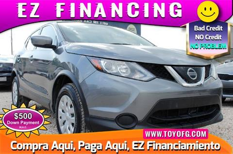 2018 Nissan Rogue Sport for sale in Cypress, TX