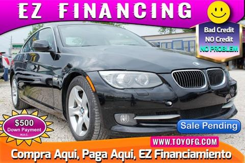 2013 BMW 3 Series for sale in Cypress, TX