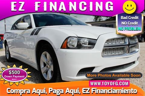 2011 Dodge Charger for sale in Cypress, TX