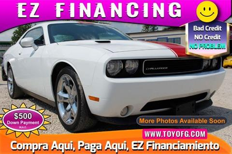 2014 Dodge Challenger for sale in Cypress, TX