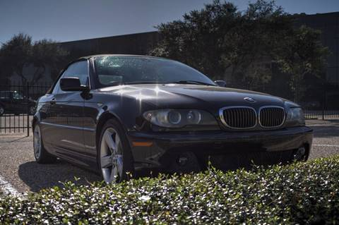 2005 BMW 3 Series for sale in Cypress, TX