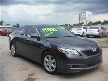 2007 Toyota Camry for sale in Cypress, TX