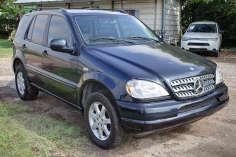 1999 Mercedes-Benz M-Class for sale in Cypress, TX