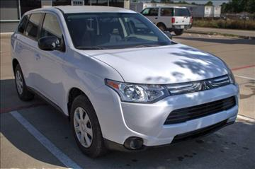 2014 Mitsubishi Outlander for sale in Cypress, TX