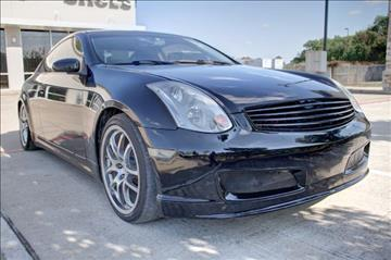 2006 Infiniti G35 for sale in Cypress, TX