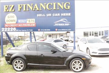 2009 Mazda RX-8 for sale in Cypress, TX