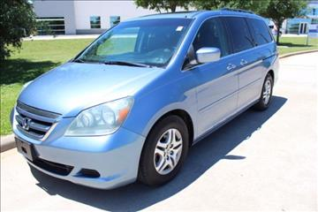 2006 Honda Odyssey for sale in Cypress, TX