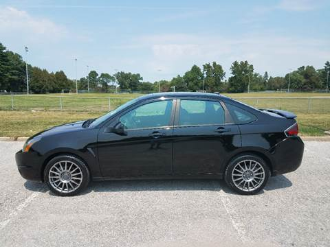2011 Ford Focus for sale at Jodys Auto and Truck Sales in Omaha NE