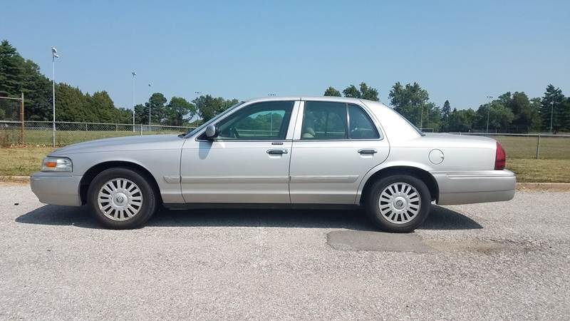 2007 Mercury Grand Marquis for sale at Jodys Auto and Truck Sales in Omaha NE