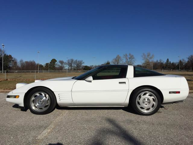 1994 Chevrolet Corvette for sale at Jodys Auto and Truck Sales in Omaha NE