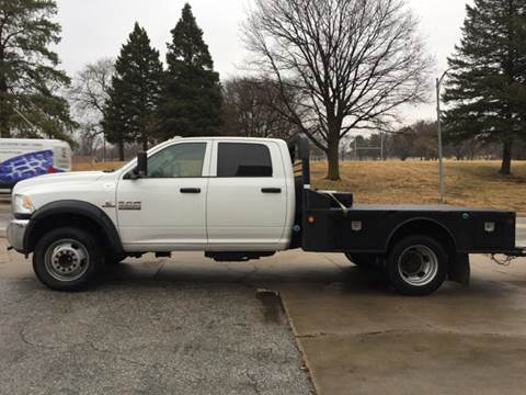 2014 RAM Ram Chassis 4500 for sale at Jodys Auto and Truck Sales in Omaha NE