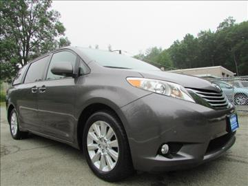 2011 Toyota Sienna for sale in Lake Hopatcong, NJ