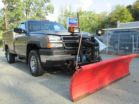 2006 Chevrolet Silverado 3500 for sale in Lake Hopatcong, NJ