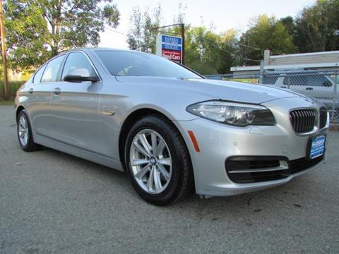 2014 BMW 5 Series for sale in Lake Hopatcong, NJ