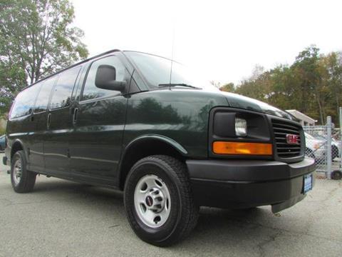 2009 GMC Savana Passenger for sale in Lake Hopatcong, NJ
