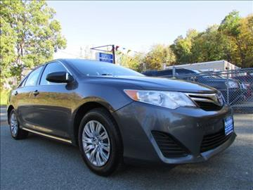 2013 Toyota Camry for sale in Lake Hopatcong, NJ