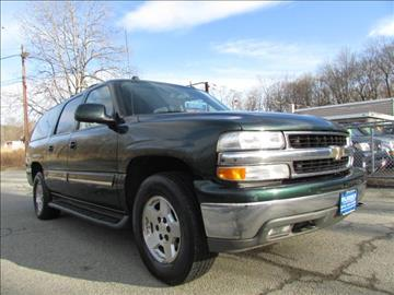 2004 Chevrolet Suburban for sale in Lake Hopatcong, NJ