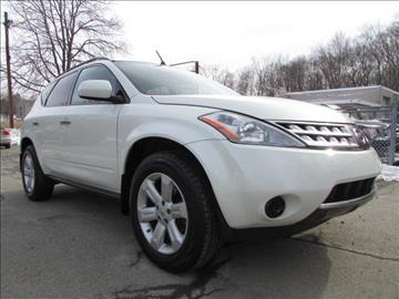 2007 Nissan Murano for sale in Lake Hopatcong, NJ