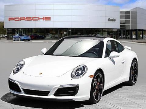 2017 porsche 911 for sale in ocala fl - 911 Porsche 2015 White