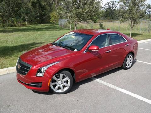 2015 Cadillac ATS for sale in Ocala, FL