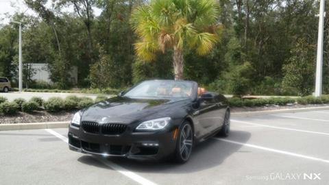 2018 BMW 6 Series for sale in Ocala, FL