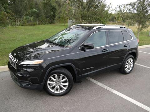 2014 Jeep Cherokee for sale in Ocala, FL