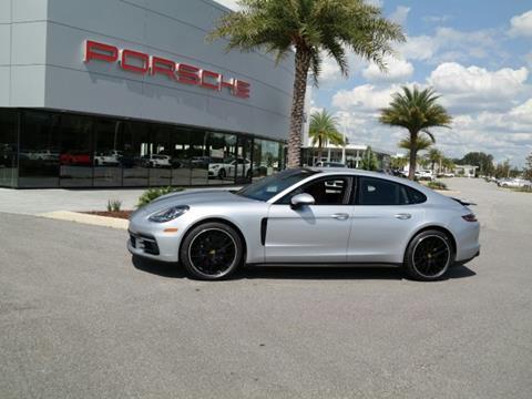 2018 Porsche Panamera for sale in Ocala, FL