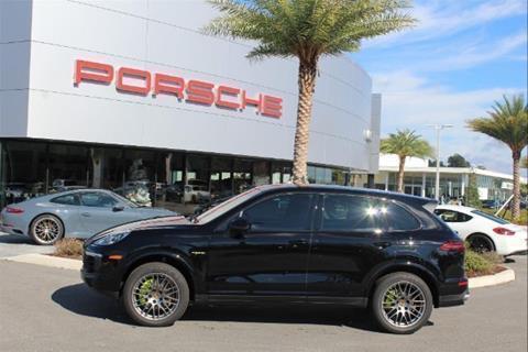 2017 Porsche Cayenne for sale in Ocala, FL