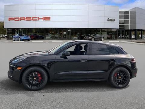 2017 Porsche Macan for sale in Ocala, FL