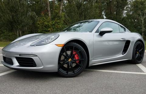 2018 Porsche 718 Cayman for sale in Ocala, FL
